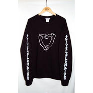 BIG ♡ bones sweat