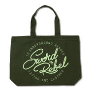 SWORD OF REBEL TOTE BAG  N/B