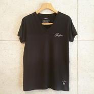 【BUFFONE】No.9 Black T-Shirt