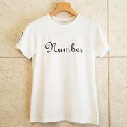 【NUMBER】フランス国旗 No.10 T-Shirt
