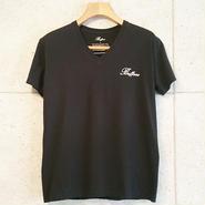 【BUFFONE】No.4 Black T-Shirt