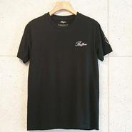 【BUFFONE】No.6 Black T-Shirt