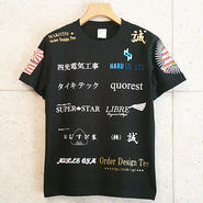 【コラボ】スポンサーTシャツ