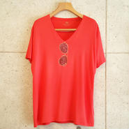 【RAFFAELLO】サングラス スワロフスキー Red T-Shirt