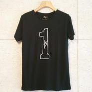 【BUFFONE】No.2 Black T-Shirt