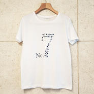 【NUMBER】SEVEN STAR T-Shirt