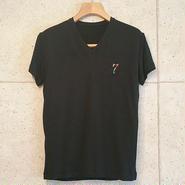 【NUMBER】No.7 RAINBOW T-Shirt