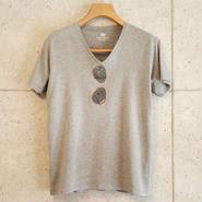 【RAFFAELLO】サングラス スワロフスキー Gray T-Shirt