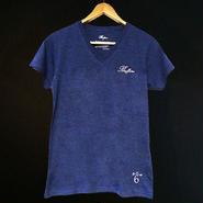 【BUFFONE】No.9 Navy T-Shirt