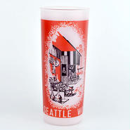 【American Vintage】World's Fair Glass シアトル万博グラス ブールバール from Los Angeles