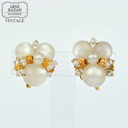 【American Vintage】Earrings ヴィンテージイヤリング Clality from Los Angeles