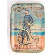【American Vintage】La Cyclone Cycle MILFERS FILS  フレンチサイクルポスタートレイ from Los Angeles