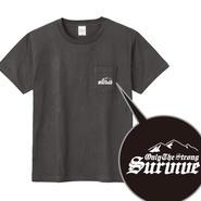 OnlyTheStrongSurviveT   BLACK