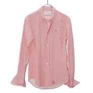 Stripe B.D.Shirt / Mens