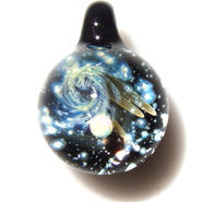 [UMP-58] meteor planet pendant