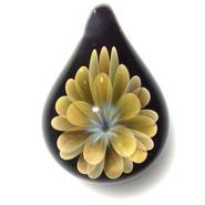[MFN-69] mini spread flower pendant