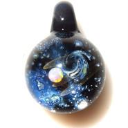 [UMP-84] meteor planet pendant