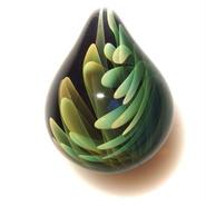 [MOF-33]mini flow opal pendant