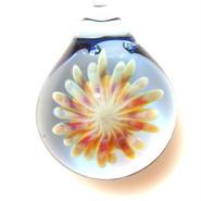 [MCUN-95] mini clear unber flower pendant