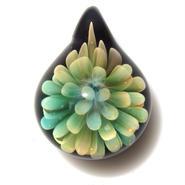 [FG-37] gradation flower pendant