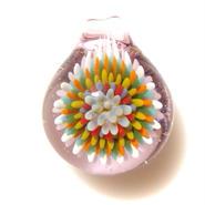 [MCCF-13]mini cute clear flower pendant