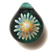 [MCUN-57] mini clear unber flower pendant