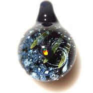 [UBMP-26] meteor black planet pendant