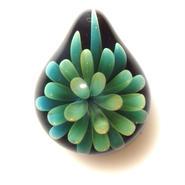 [MFN-46] mini spread flower pendant