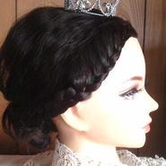 おとぎばなしのお姫さまティアラ