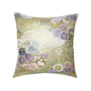 """Kimono""""Obi""""-covered Cushion"""