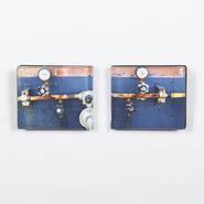 ガスメーター 二つ折り財布