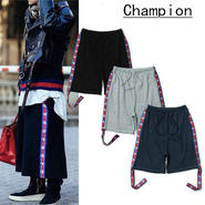 Champion/チャンピオン かっこいい 半ズボン スウェット 男用 EQW082