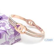 ◆CHANELシャネル 人気新品  ダイアモンドブレスレット FJT65123