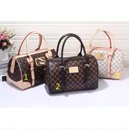 Louis Vuitton/ルイ・ヴィトン 新入荷 人気美品 本革 ハンドバッグ 3色 WPU007