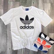 アディダス/Adidas 高品質 大人気 Tシャツスウェット 4色 男女兼用 XLW1023