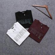 大人気 ヒューゴ・ボスTシャツ スウェット メンズ用  056