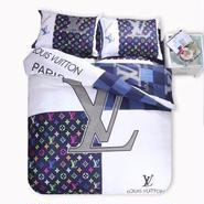 Louis Vuitton/ルイヴィトン 寝具(布団カバー、シーツ、枕カバー*2) 4点セット XLM2940