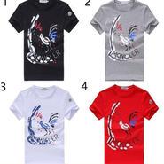 モンクレールTシャツ 人気美品 スウェット 男女兼用