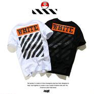 2017新作 オフホワイト/Off-White 新品 人気 Tシャツ 男女兼用 XLM5053