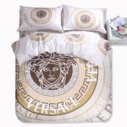 Versace/ベルサーチ 寝具(布団カバー、シーツ、枕カバー*2) 4点セット XLM2941