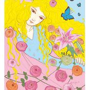 咲き誇り満ち足りる(A4サイズ)