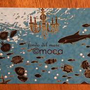 moca ポストカード 海の中の宴 他2枚、