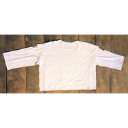 「BORDERLESS® BIG-T-Shirt」White, ICAL556®