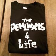 """THE PEHLWANS 4 Life"" tee-shirt (black)"
