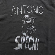 ANTONIO SPECIAL LOGO tee-shirt (black/heatyher-gray)