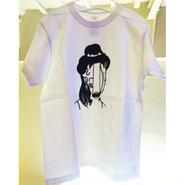 "Cul de Sac ""カルデちゃん"" tee-shirts(white)"