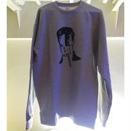 "Cul de Sac ""サックくん"" sweat (gray・kinari)"