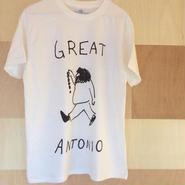 グレート・アントニオ tee-shirt (white)