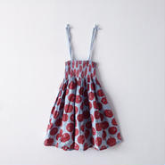 <USED>BOBO CHOSES/tomato skirt