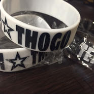 TEAM THOGOシリコンバンド(20mm)
